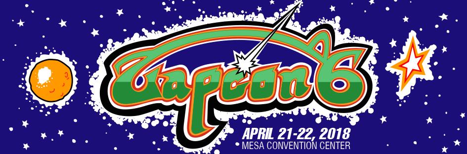 ZapCon Arcade and Pinball Convention, April 21-22, 2018, Mesa AZ